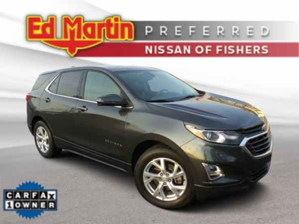 2018 Chevrolet Equinox in Fishers, IN