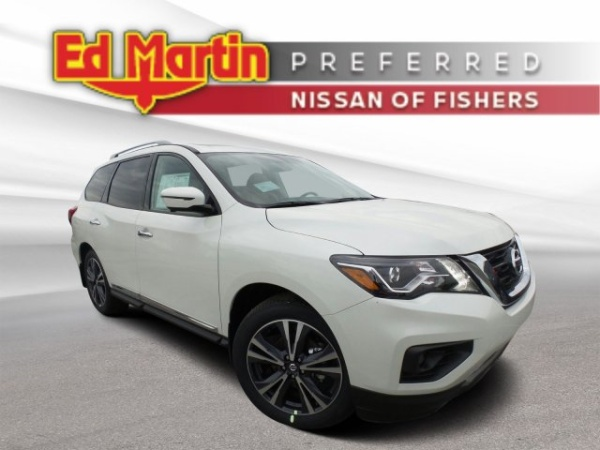 2019 Nissan Pathfinder in Fishers, IN