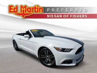 2017 Ford Mustang Ecoboost Premium Convertible For In Fishers