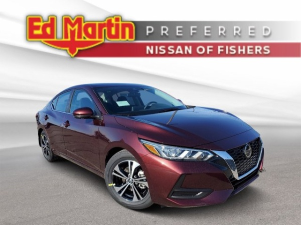 2020 Nissan Sentra in Fishers, IN