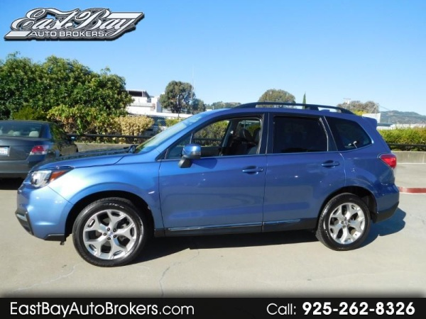 Subaru Walnut Creek >> 2017 Subaru Forester 2 5i Touring Cvt For Sale In Walnut