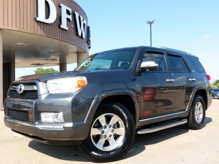 Fort Worth Toyota >> Used Toyota 4runners For Sale In Fort Worth Tx Truecar