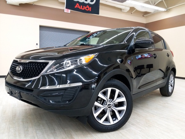2015 Kia Sportage in Fort Worth, TX