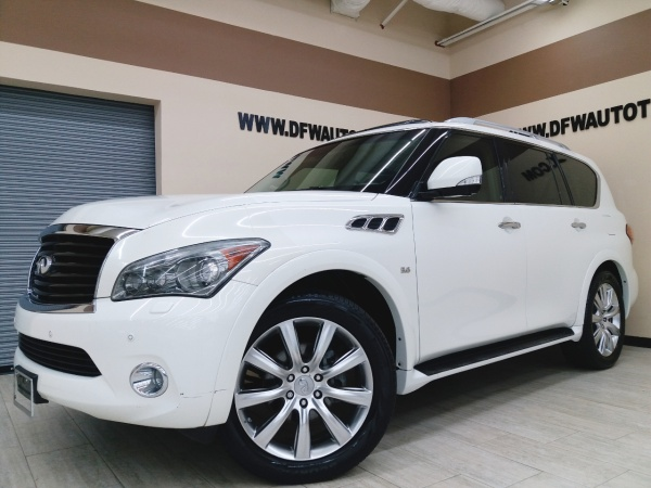 2014 INFINITI QX80 in Fort Worth, TX