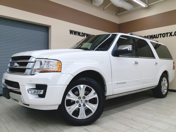 2015 Ford Expedition in Fort Worth, TX