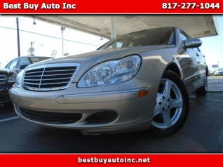 Used 2005 Mercedes Benz S Class S 430 Sedan RWD For Sale In Arlington