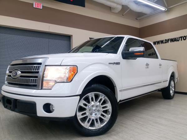 2010 Ford F-150 in Fort Worth, TX