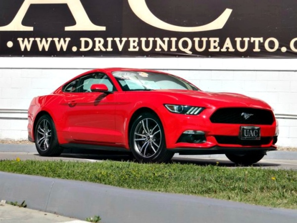 2017 Ford Mustang in Bloomington, CA