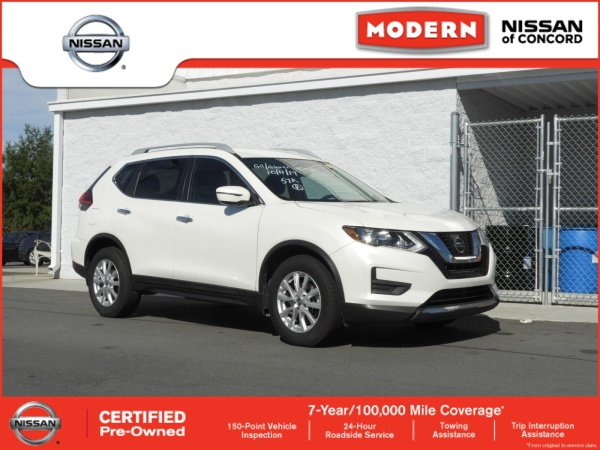 2017 Nissan Rogue in Concord, NC