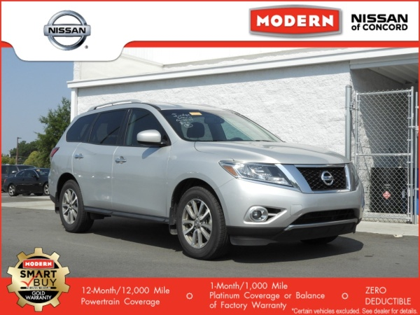 2016 Nissan Pathfinder in Concord, NC