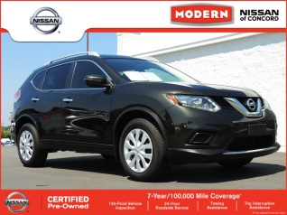 Used 2016 Nissan Rogue S FWD For Sale In Concord, NC