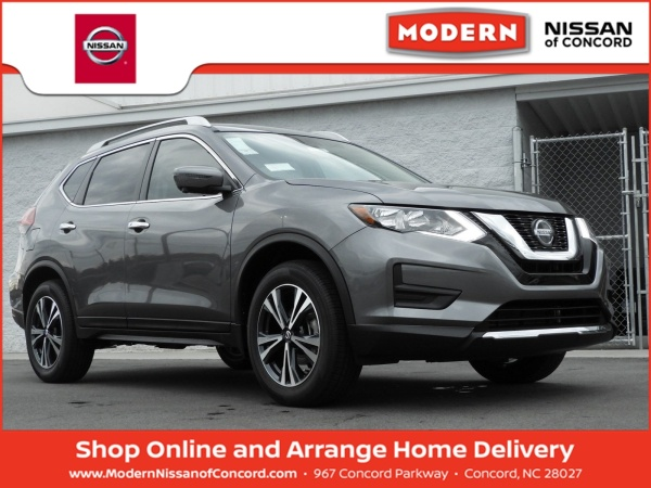 2020 Nissan Rogue in Concord, NC
