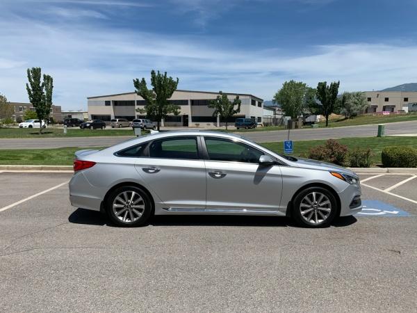 2017 Hyundai Sonata in North Salt Lake, UT