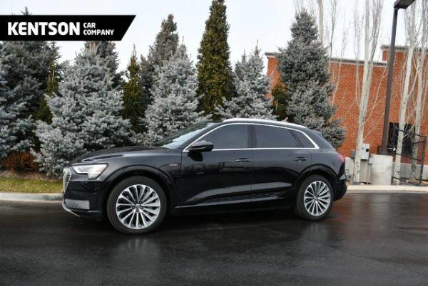 2019 Audi e-tron in Bountiful, UT