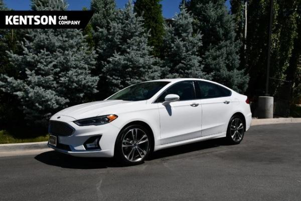 2019 Ford Fusion in Bountiful, UT