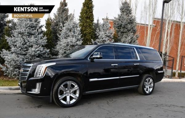 2018 Cadillac Escalade in Bountiful, UT