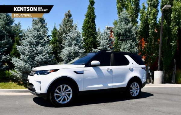 2018 Land Rover Discovery in Bountiful, UT