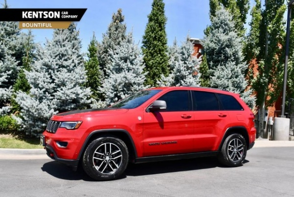 2017 Jeep Grand Cherokee in Bountiful, UT