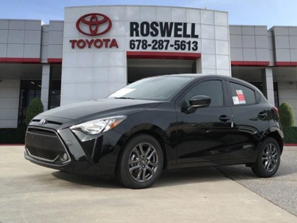 2020 Toyota Yaris in Roswell, GA