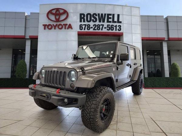 2016 Jeep Wrangler in Roswell, GA