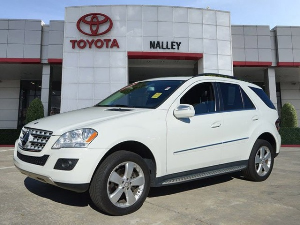 2010 Mercedes Benz M Class Ml 350 4matic For Sale In Roswell Ga