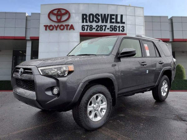 2020 Toyota 4Runner in Roswell, GA