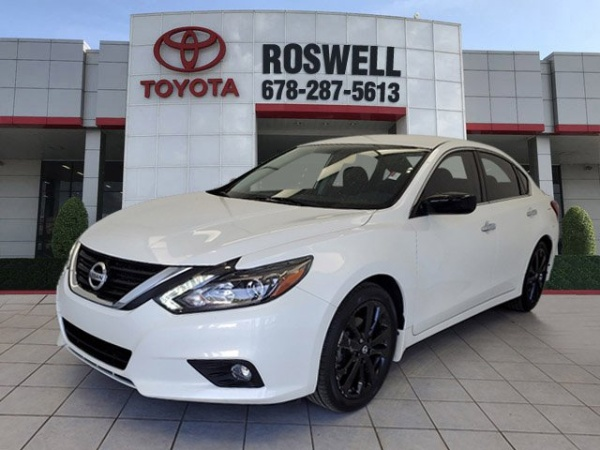 2017 Nissan Altima in Roswell, GA