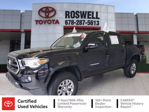 2017 Toyota Tacoma in Roswell, GA