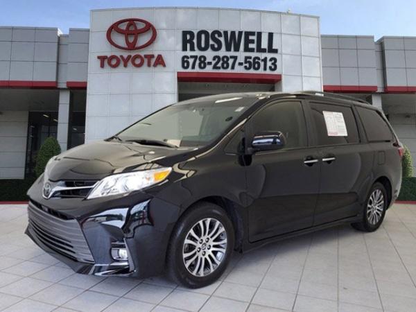 2019 Toyota Sienna in Roswell, GA