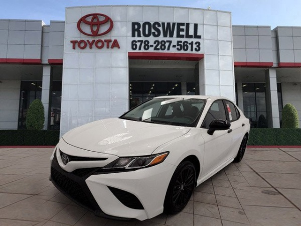 2020 Toyota Camry in Roswell, GA