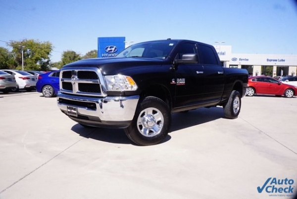 2018 Ram 2500 in Weatherford, TX