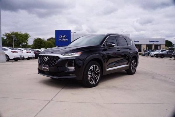 2020 Hyundai Santa Fe in Weatherford, TX