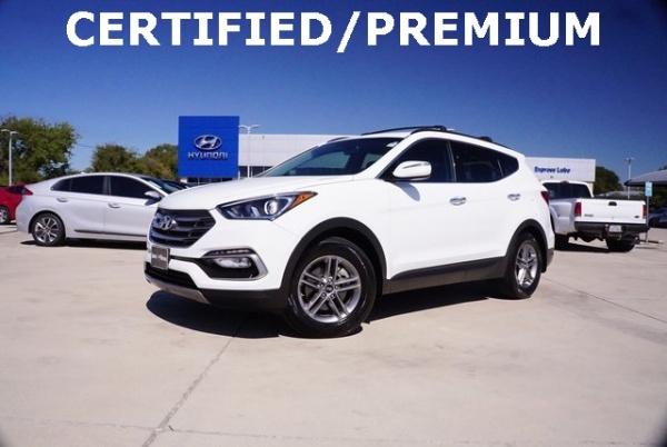 2017 Hyundai Santa Fe Sport in Weatherford, TX
