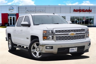 2017 Chevrolet Silverado 1500 Lt With 1lt Crew Cab Short Box 2wd For In Weatherford