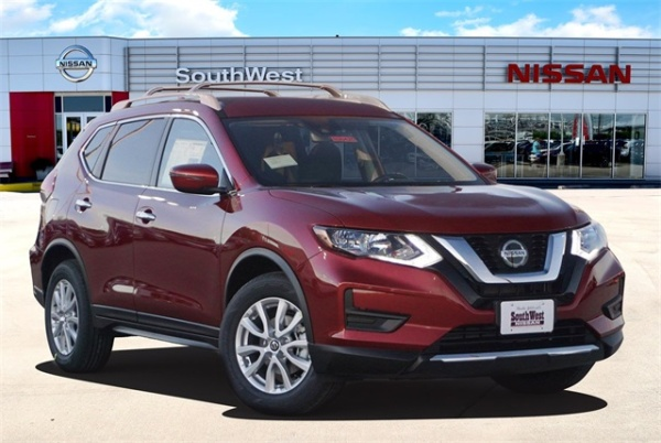2020 Nissan Rogue in Weatherford, TX