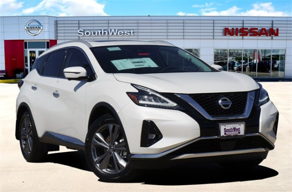 2020 Nissan Murano in Weatherford, TX