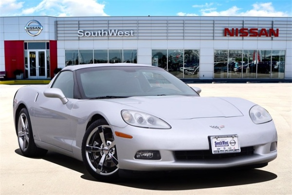 2009 Chevrolet Corvette Coupe with 3LT