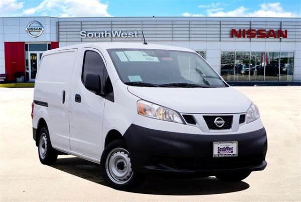 2019 Nissan NV200 S