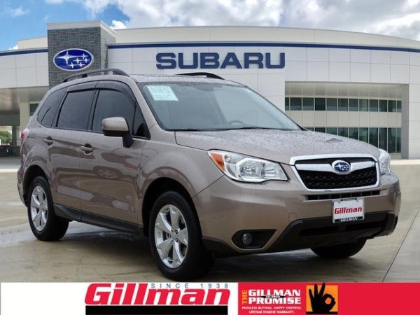 2016 Subaru Forester in Selma, TX