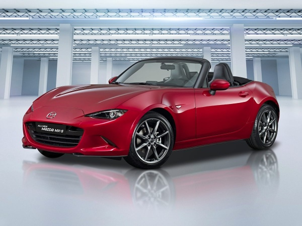 2019 Mazda MX-5 Miata Grand Touring