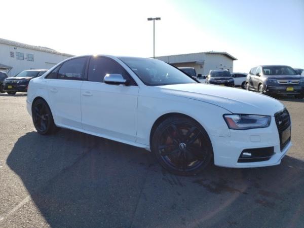 2015 Audi S4 3.0T quattro Premium Plus