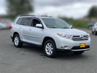 Craigslist Seattle Cars And Trucks By Owner >> Used Toyota Highlanders For Sale In Seattle Wa Truecar