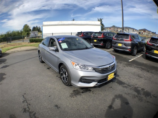 2017 Honda Accord in Sumner, WA