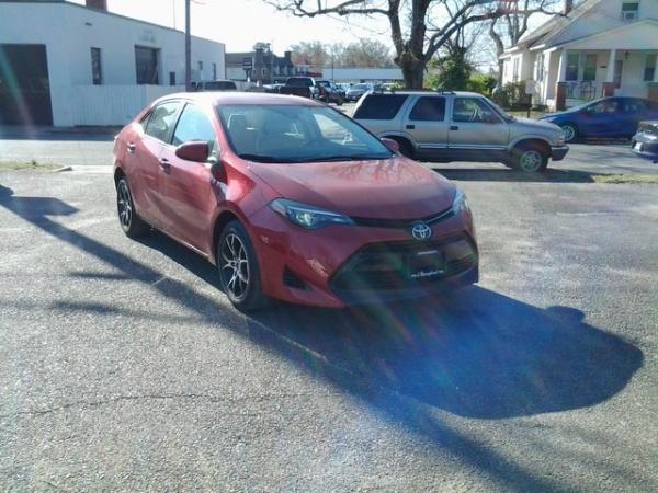 2018 Toyota Corolla in Tappahannock, VA