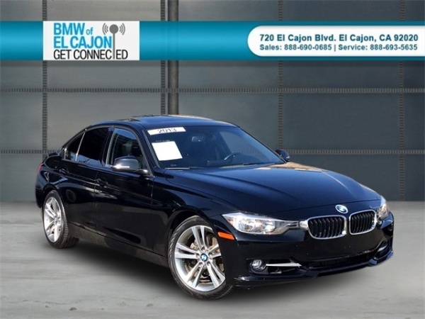 2013 BMW 3 Series in El Cajon, CA