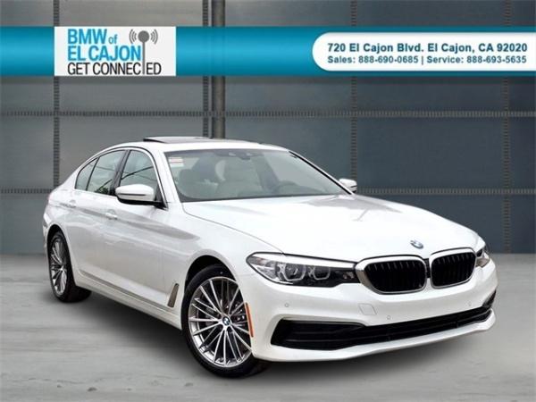 2019 BMW 5 Series in El Cajon, CA