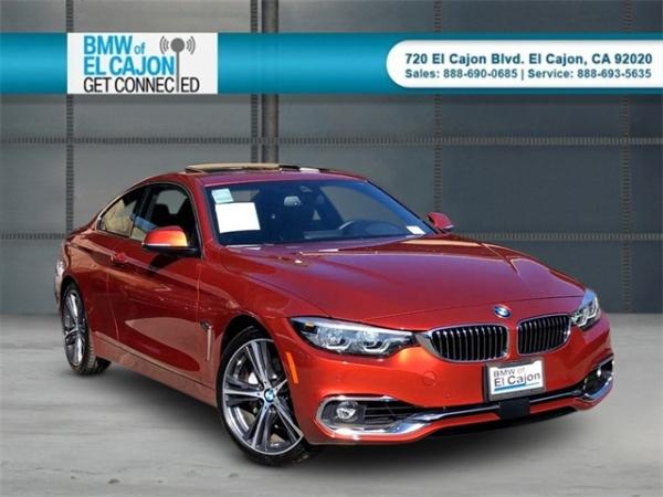 2018 BMW 4 Series in El Cajon, CA