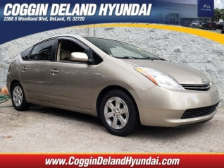 2008 Toyota Prius With Packages Hatchback For In Deland Fl