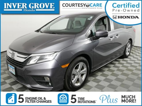 2018 Honda Odyssey in Inver Grove Heights, MN