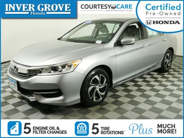 2017 Honda Accord in Inver Grove Heights, MN